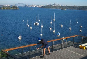 Sydney Harbour Window Cleaning