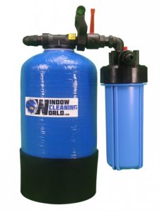 12litre Deionising Tank and Filter