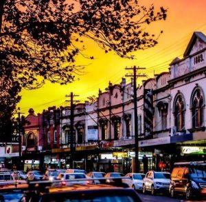 Inner West Sydney - Newtown