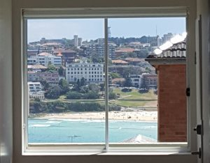 Residential window cleaning in Bondi
